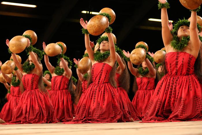 Merrie Monarch Festival–Hula Kahiko 2015