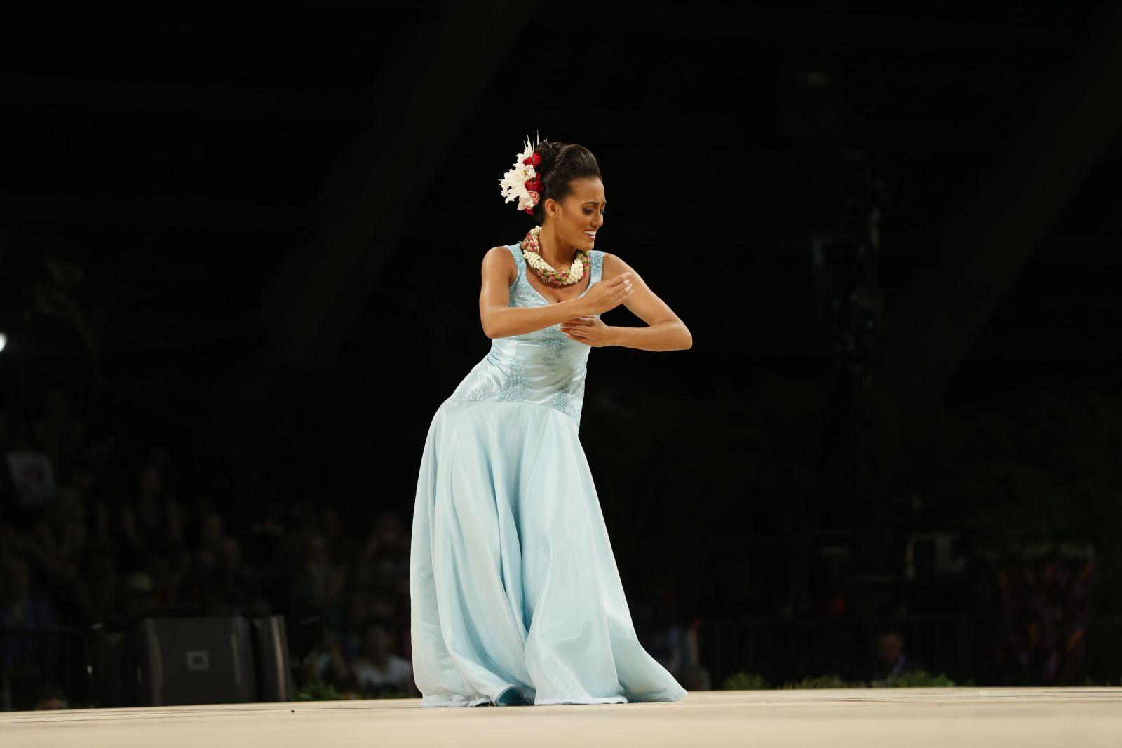 Merrie Monarch Festival–Miss Aloha Hula 2016