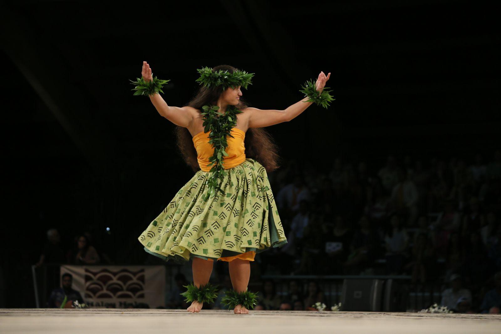 3rd Place – Chelei Kameleonālani Kahalewai