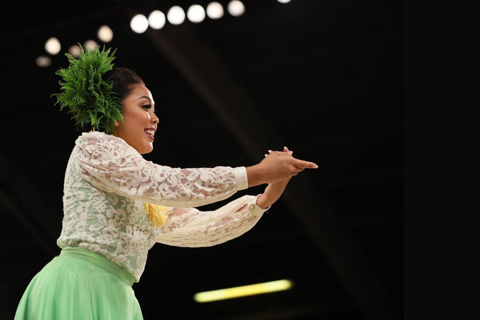 Merrie Monarch Festival–Miss Aloha Hula 2017