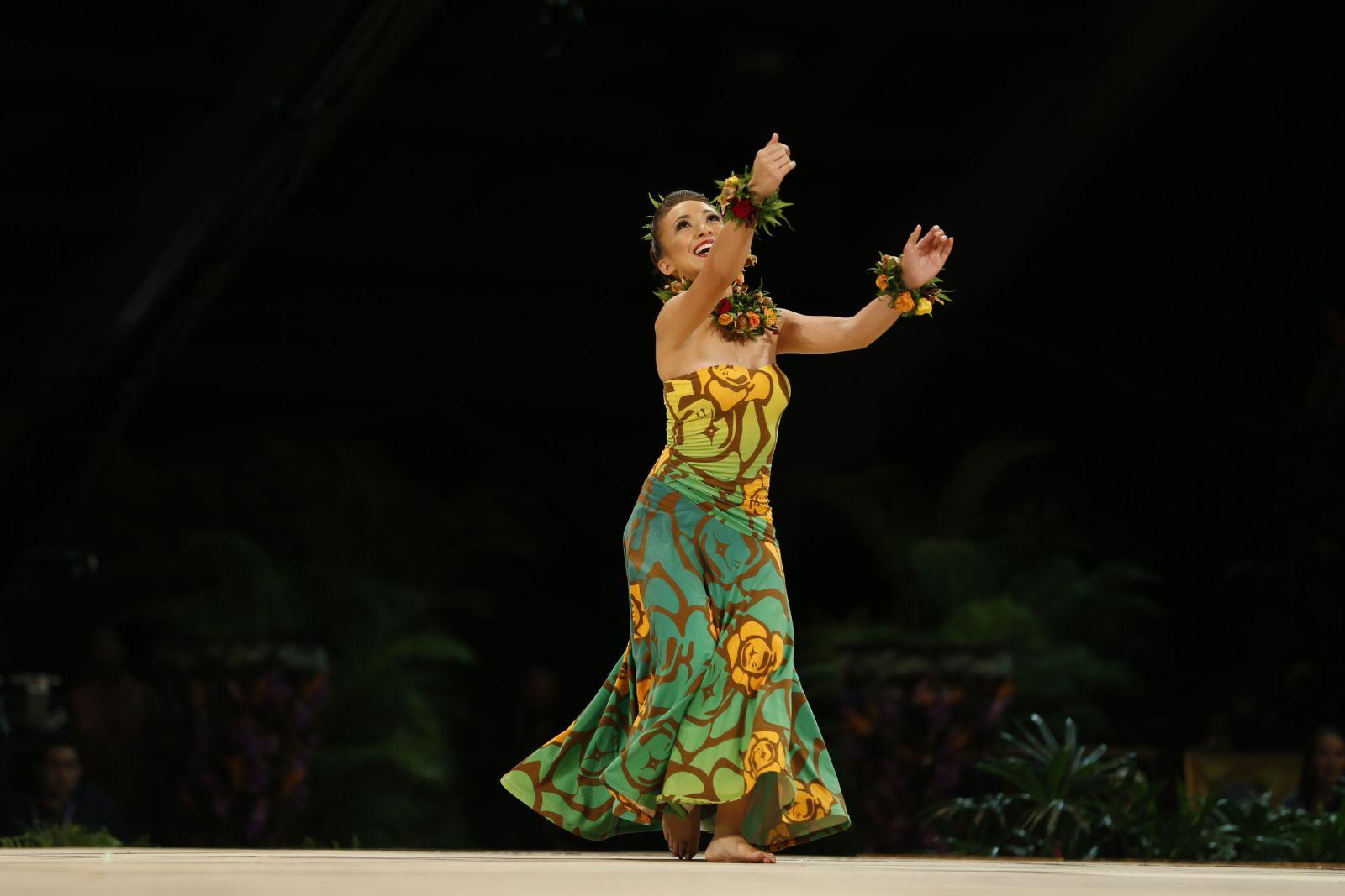 Fourth Runner Up – Miriam Anuhea Kamakanaokealoha Hokoana Arakawa