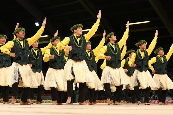 Merrie Monarch Festival 2013 – Kawailiʻulā